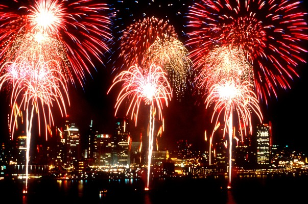 Know about the best places to celebrate new year in USA