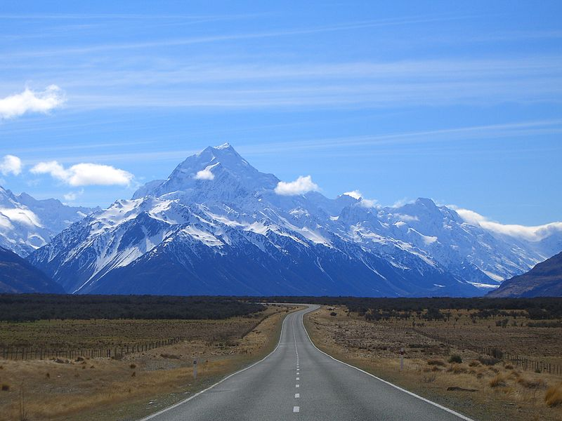 Driving in New Zealand - Road Laws and Rules