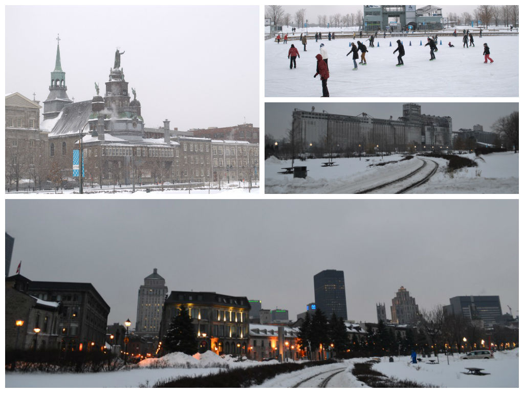 Old Montreal Port