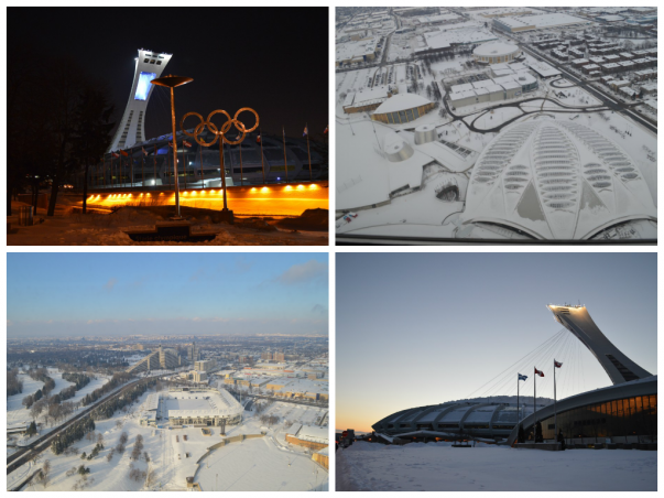 Olympic Stadium Montreal - Enjoy Panoramic View of Montreal