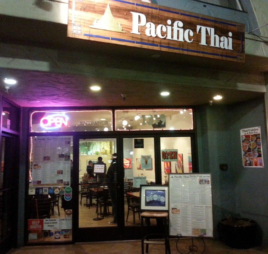 Pacific Thai, Santa Cruz - Restaurant Review