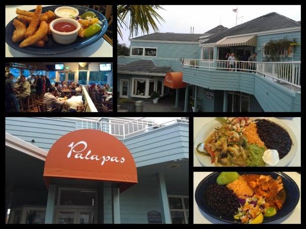 Palapas, Aptos - Restaurant Review