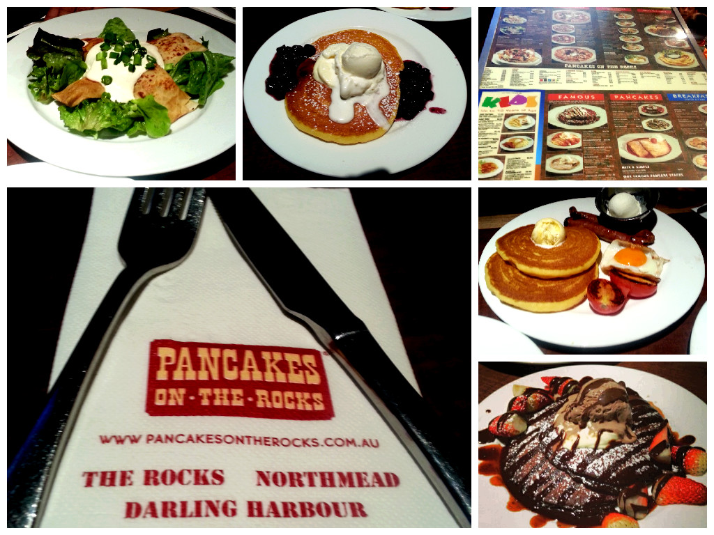 Pancakes On The Rocks Review