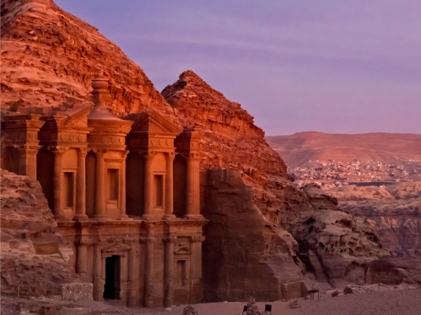 Interesting Facts about Petra, Jordan