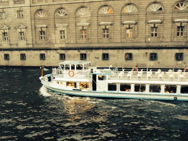 Boat Ride Cruise, Berlin