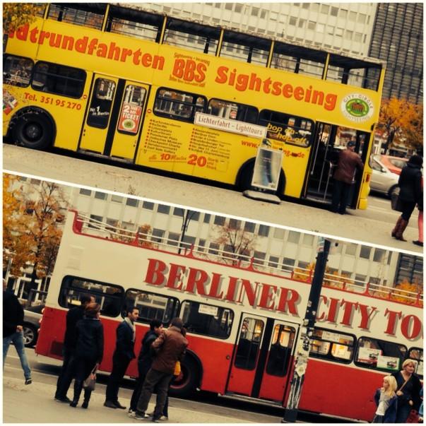 Berlin City Tour Buses