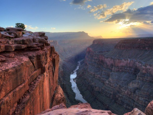 Where to stay at the Grand Canyon National Park