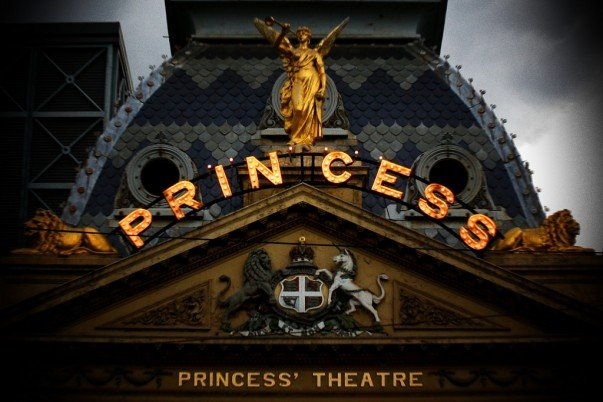 Princess Theater in Melbourne, Haunted Place