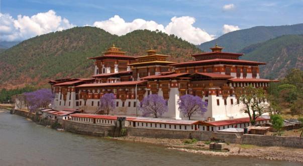 Punakha Dzong, Punakha