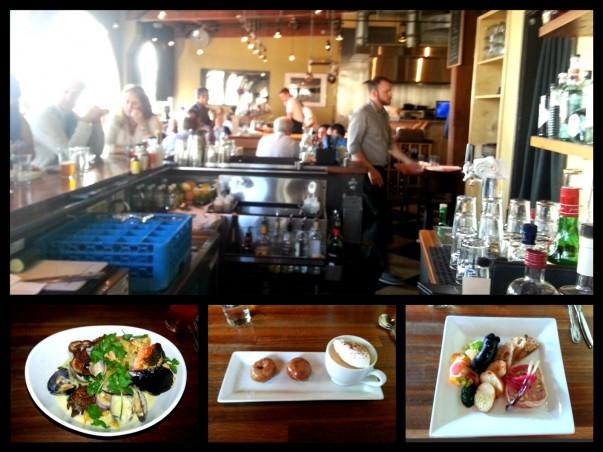 Radiator Whiskey, Seattle - Restaurant Review