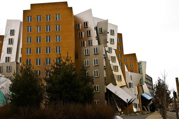 Ray and Maria Stata Center at MIT