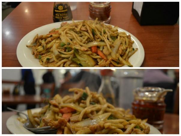 Restaurant Noodle Factory