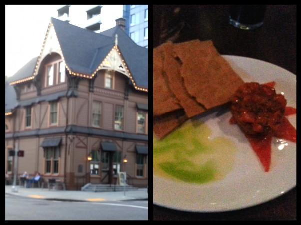 Review of Raven & Rose restaurant at Portland, Oregon