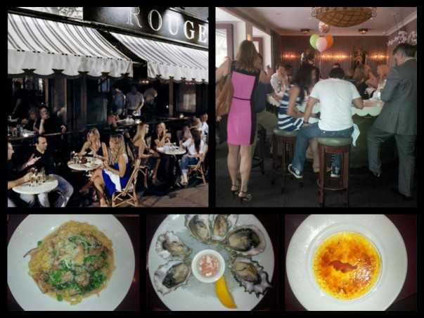 Review of Rouge Restaurant in Philadelphia