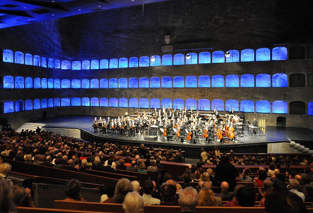 A Performance during Salzburg Festival