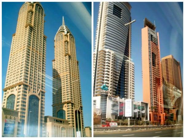 Sheikh Zayed Road – the world's business address