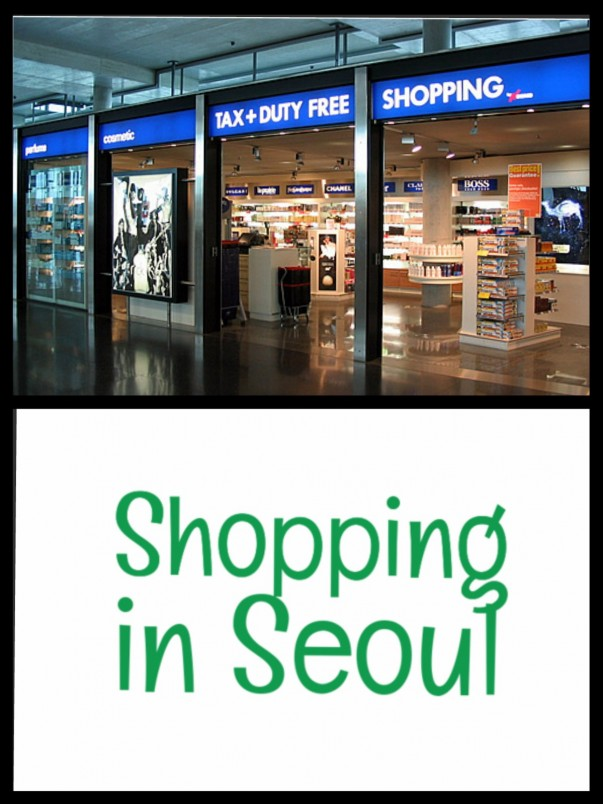 An Insider's Guide to Shopping in Seoul