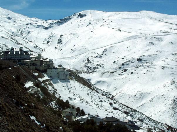 Enjoy Skiing at the Sierra Nevada Ski Resort