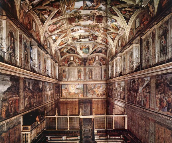 Interesting Facts about Sistine Chapel