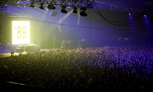 Sonar Festival in Barcelona, Spain