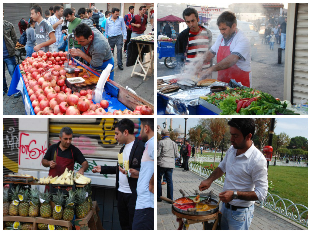 Istanbul Street Food Tour - Istanbul eats on its streets