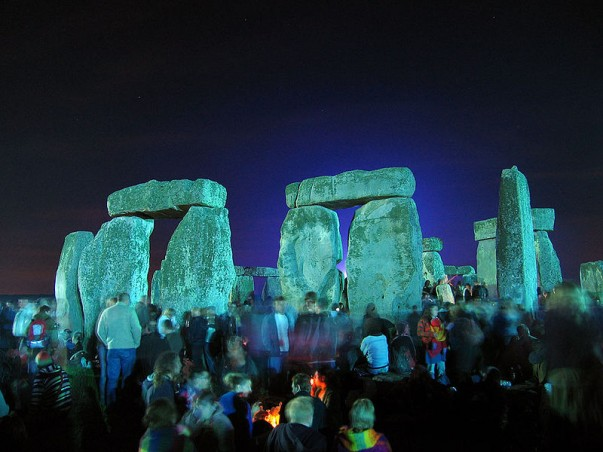 Celebrate Summer Solstice at the Stonehenge