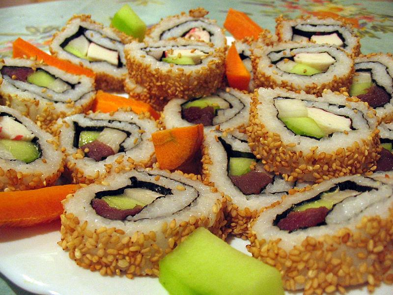 Enjoy authentic Japanese food at Ichiban Japanese Buffet