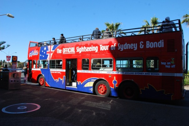 Sydney Hop on Hop off Explorer Bus Tour
