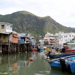 Tai O Fishing Village Stilt houses