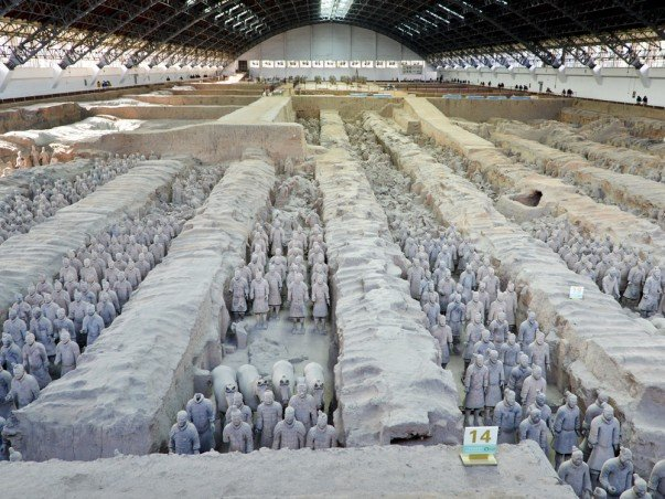 Interesting Facts about Terracotta Warriors