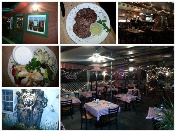 Tyrolean Inn Restaurant, Ben Lomond