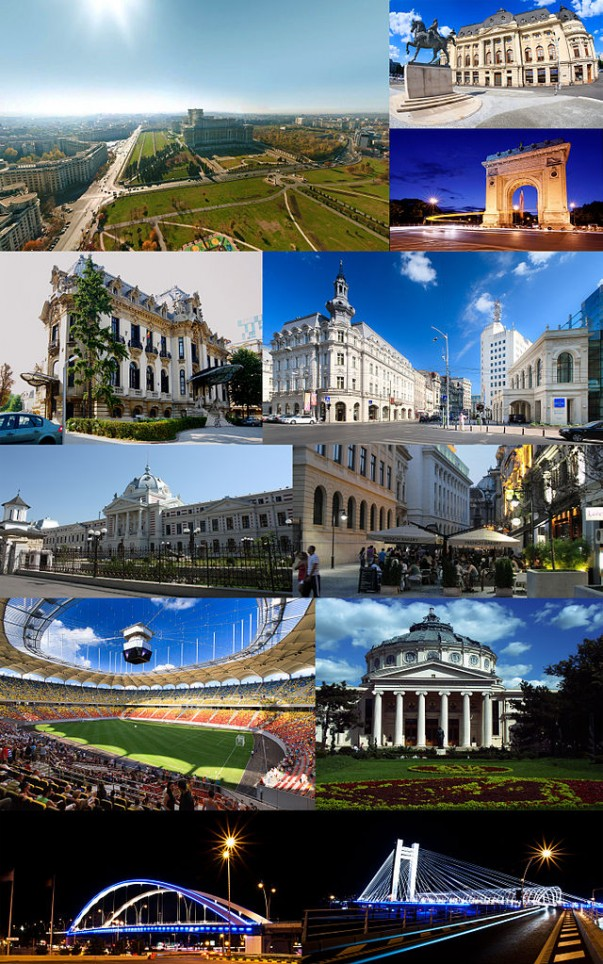 Top Attractions - Things to do in Bucharest