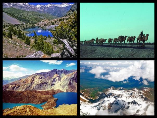 Tourist attractions in Tajikistan