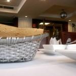 Inside Khana Khazana Vegetarian Restaurant
