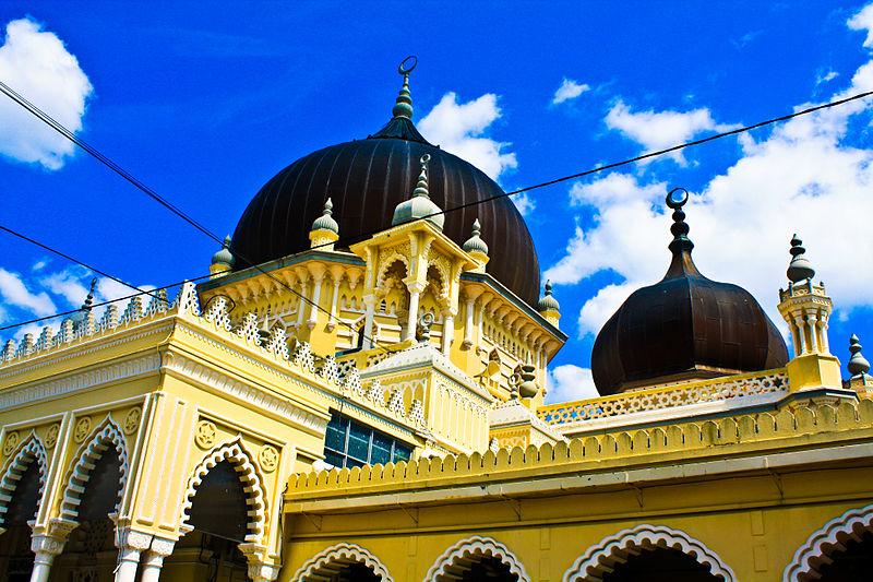 Zahir Mosque in Malaysia