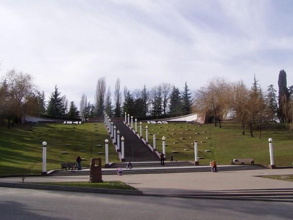 Zavokzalny War Memorial