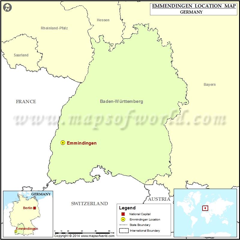 Where is Emmendingen
