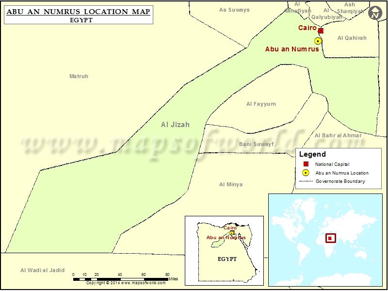 Where is Abu an Numrus