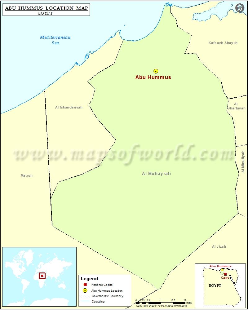 Where is Abu Hummus