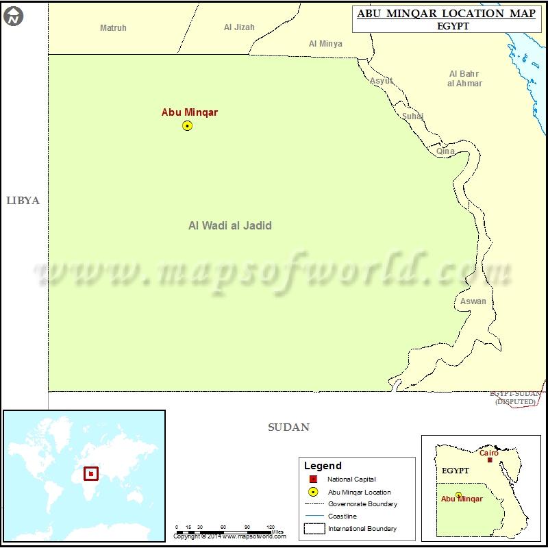 Where is Abu Minqar