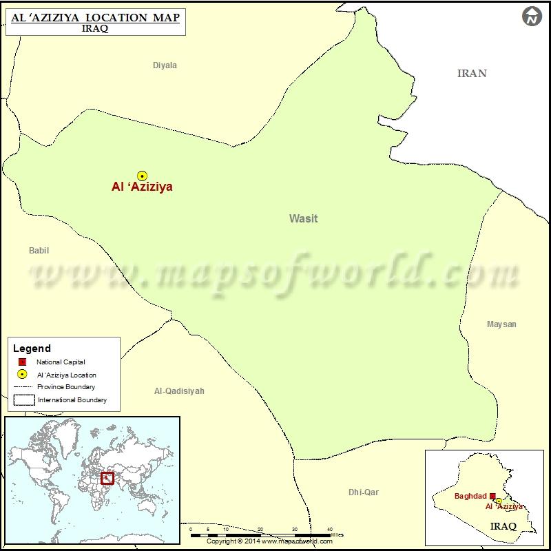 Where is Al Aziziya
