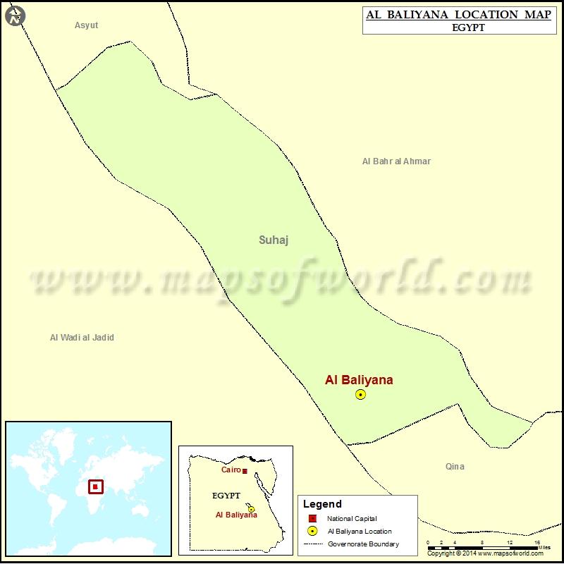 Where is Al Baliyana