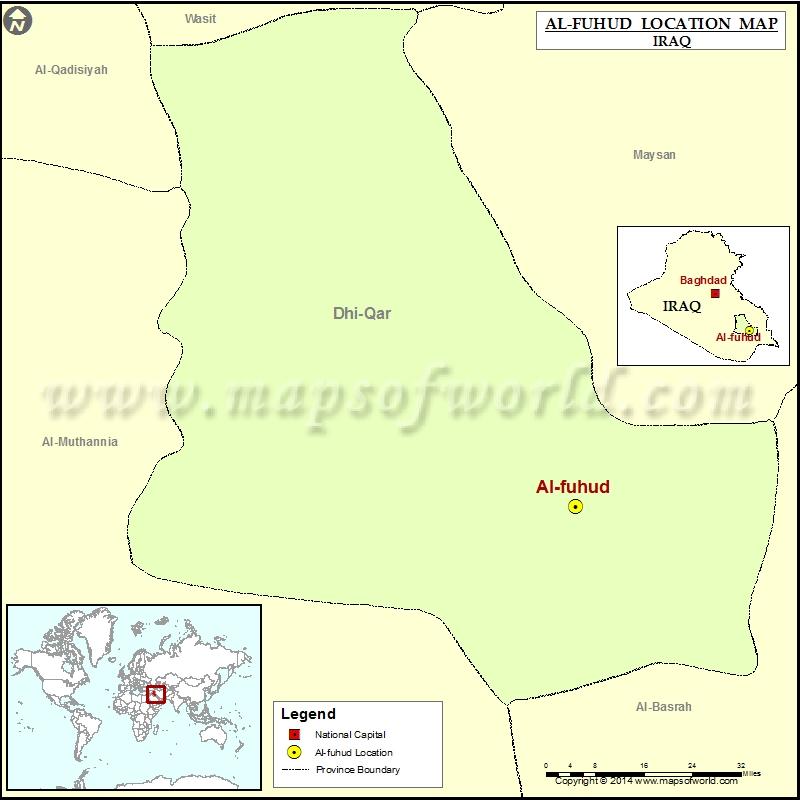 Where is Al fuhud