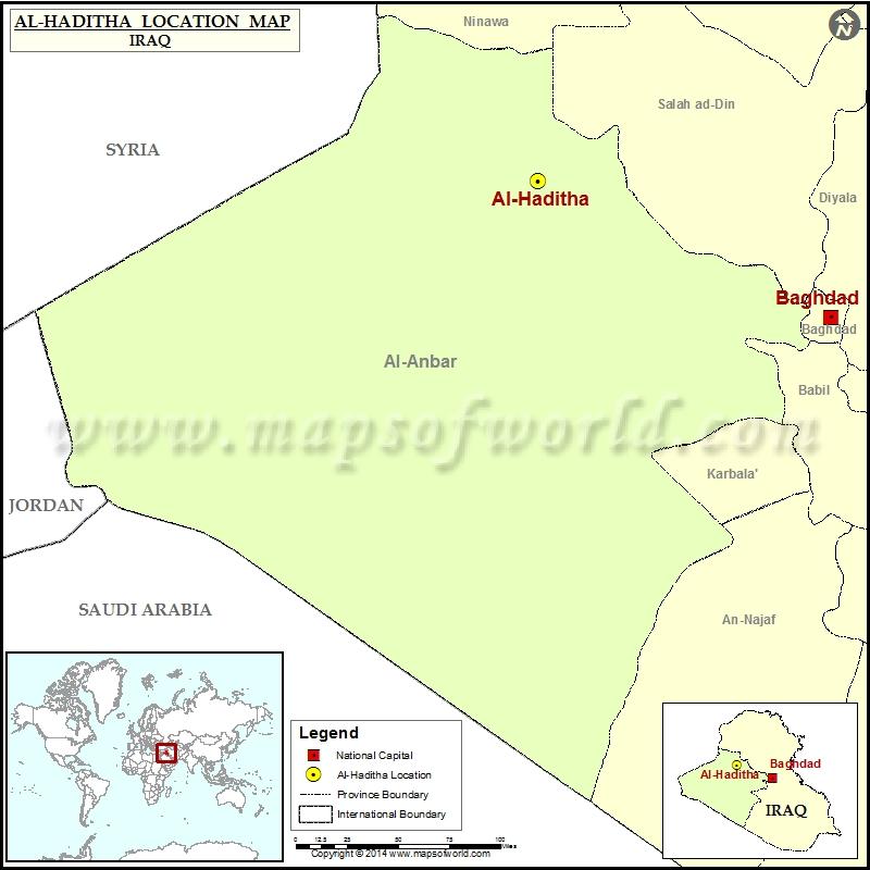 Where is Al Haditha