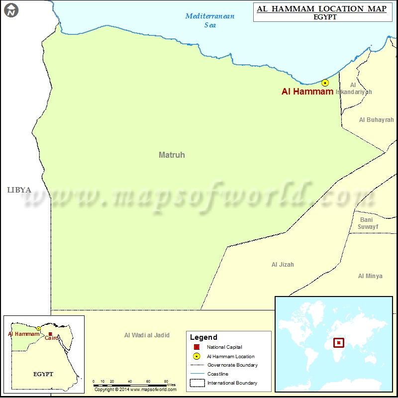 Where is Al Hammam