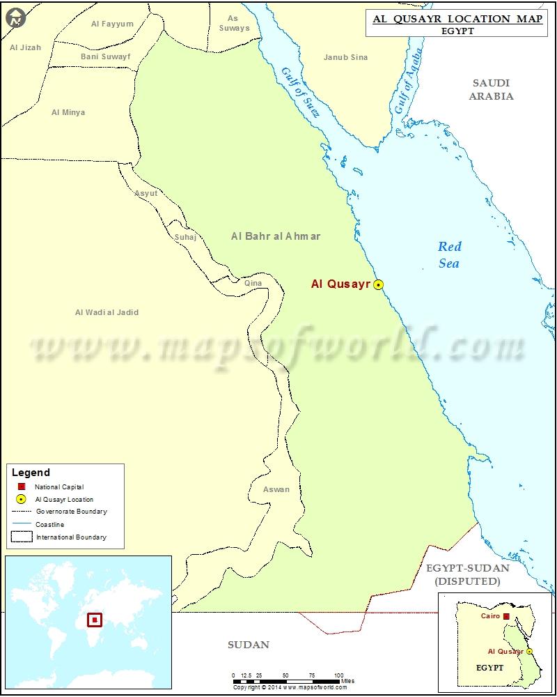Where is Al-Qusayr