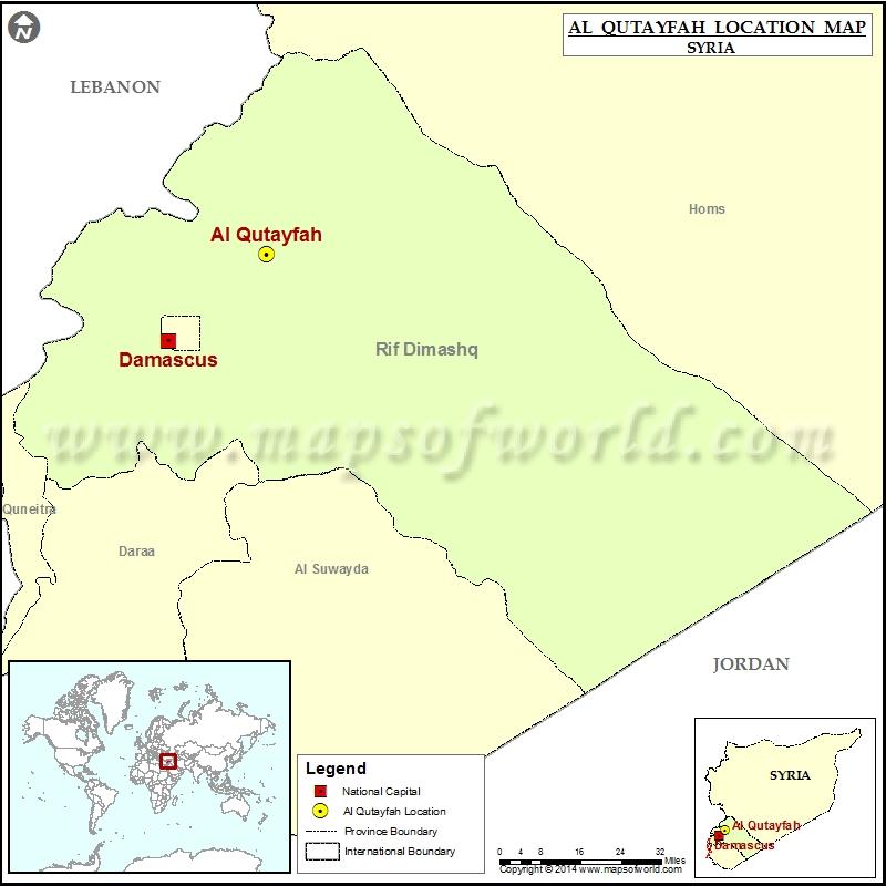 Where is Al Qutayfah