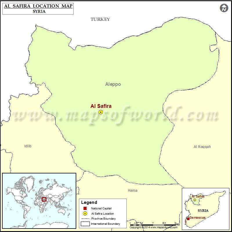 Where is Al Safira