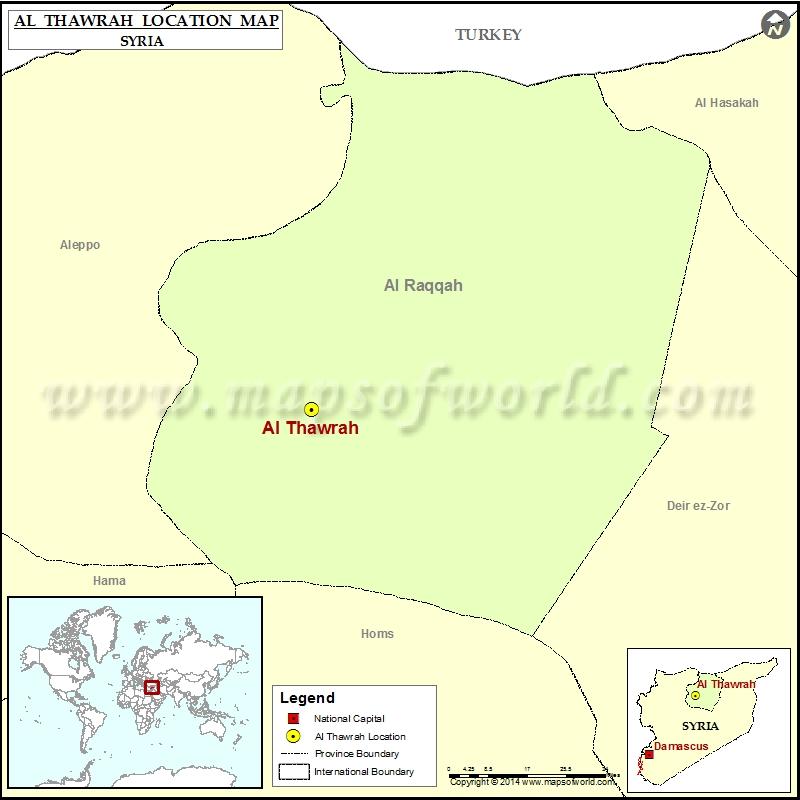 Where is Al Thawrah