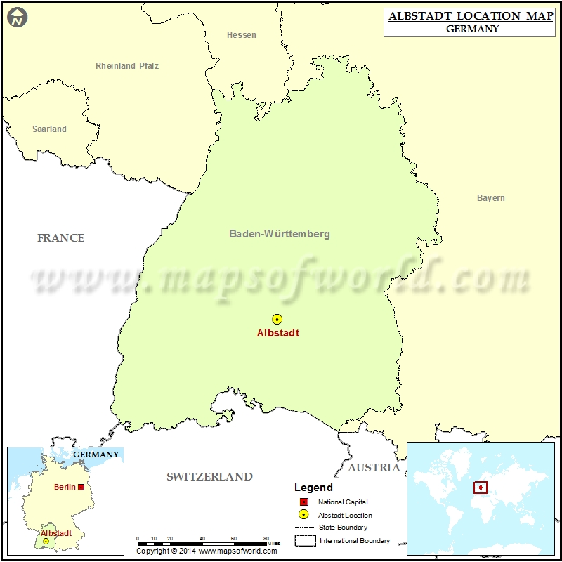 Where is Albstadt